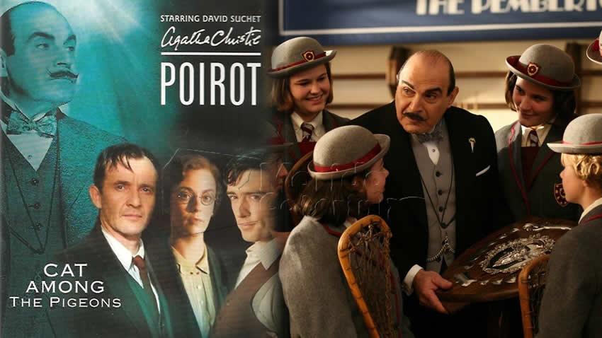 Poirot Macabro quiz film Top Crime