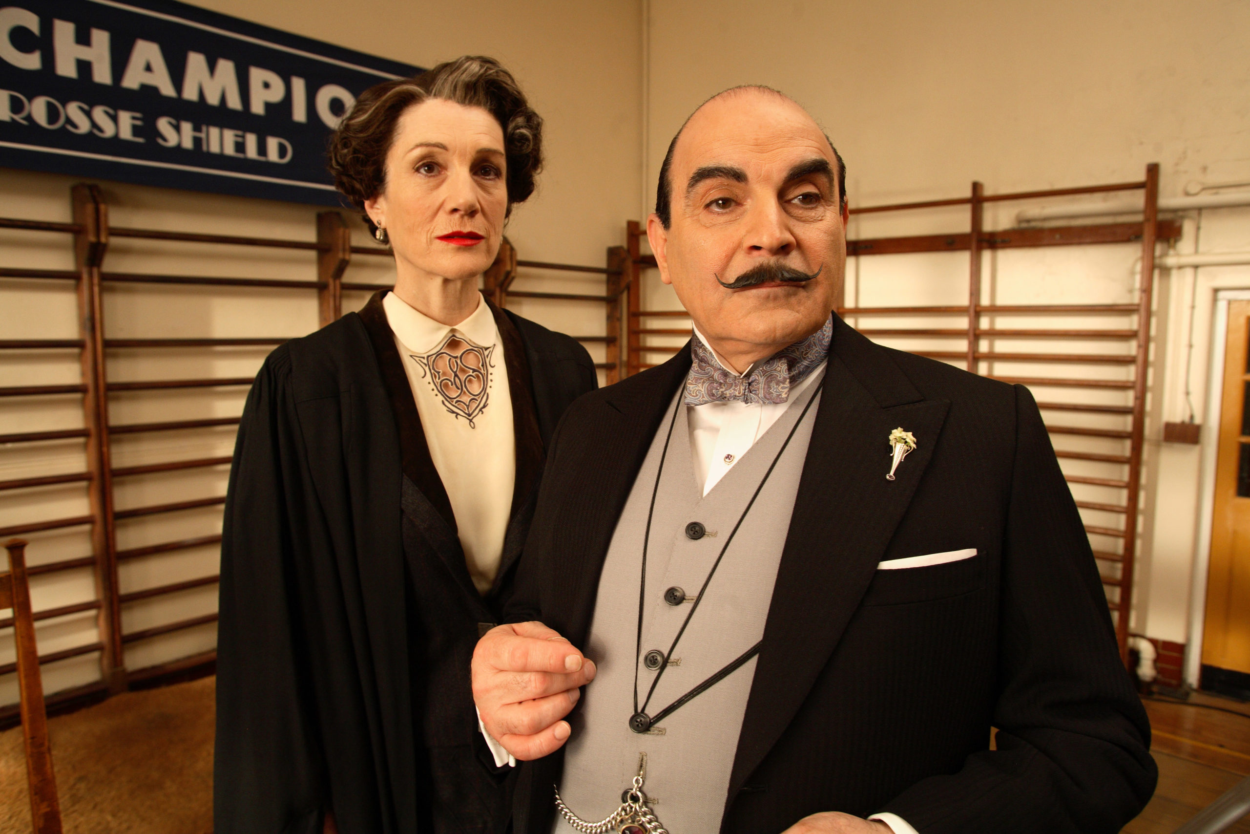 Poirot Macabro quiz film finale