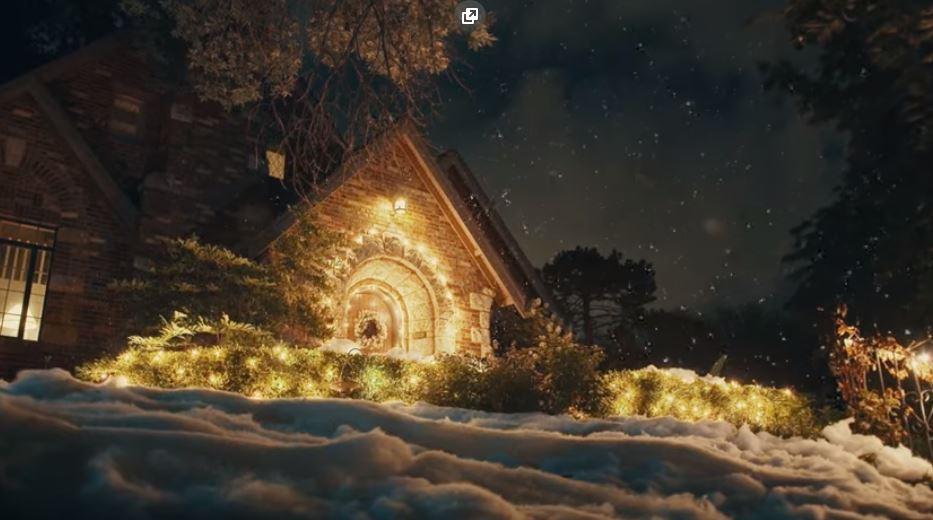 Quando arriva il Natale film dove è girato