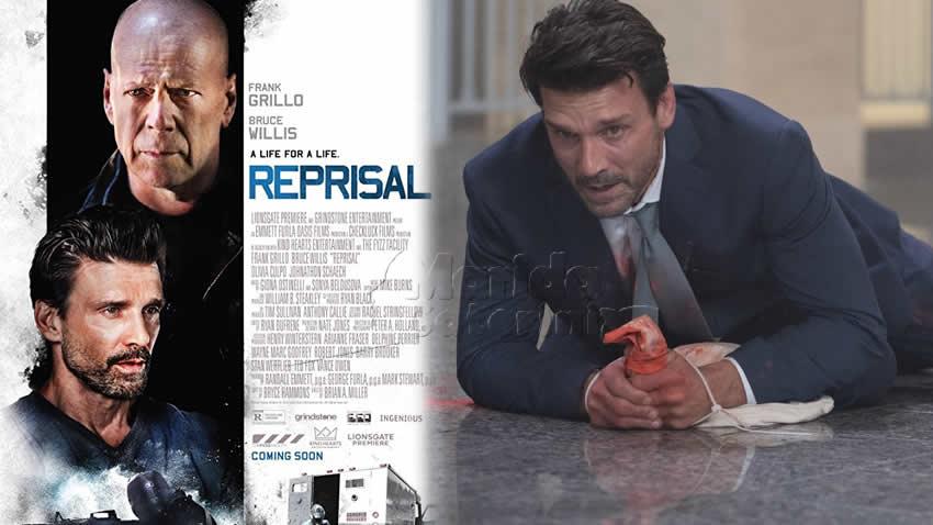 Reprisal Caccia all'uomo film Rai 4