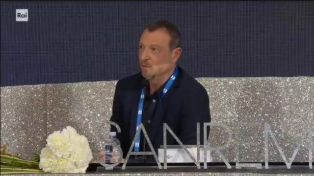 Sanremo 2021 novità sala stampa