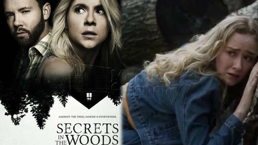 Segreti nel bosco film Tv8