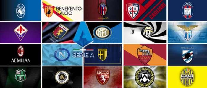 Serie A 18a giornata di Campionato