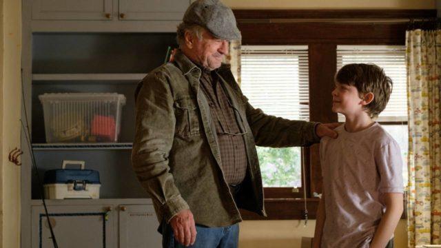 Stasera in tv lunedì 25 gennaio film nonno