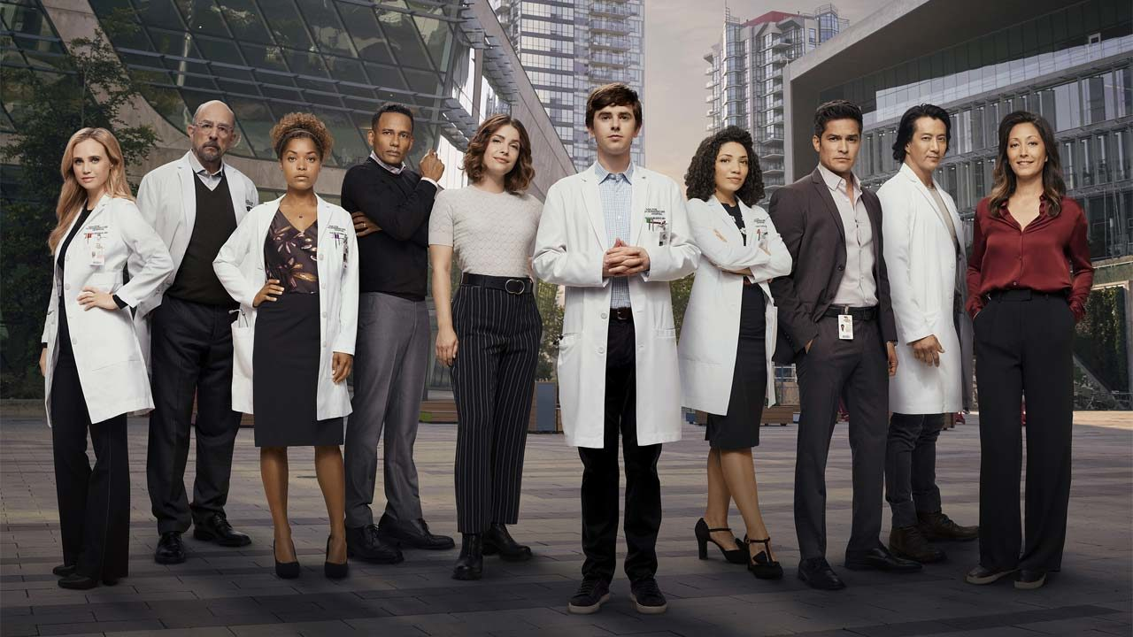 The Good Doctor 4 serie tv
