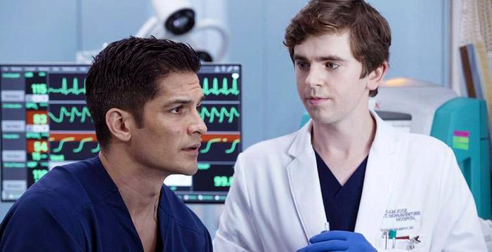 The Good Doctor 4 attori