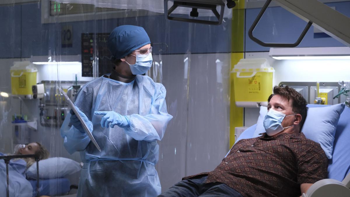 The Good Doctor 4 serie tv dove è girato
