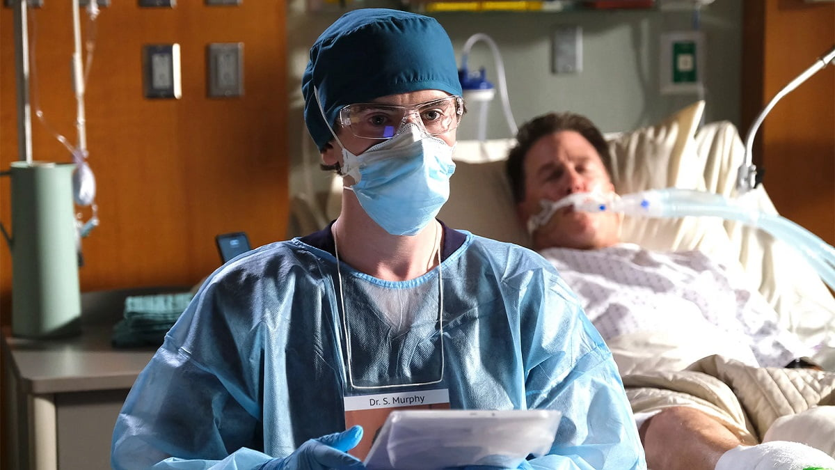 The Good Doctor 4 serie tv finale