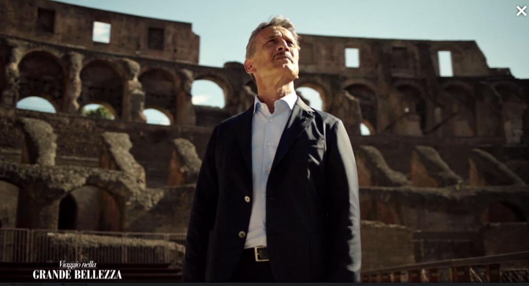 Viaggio nella grande bellezza Roma