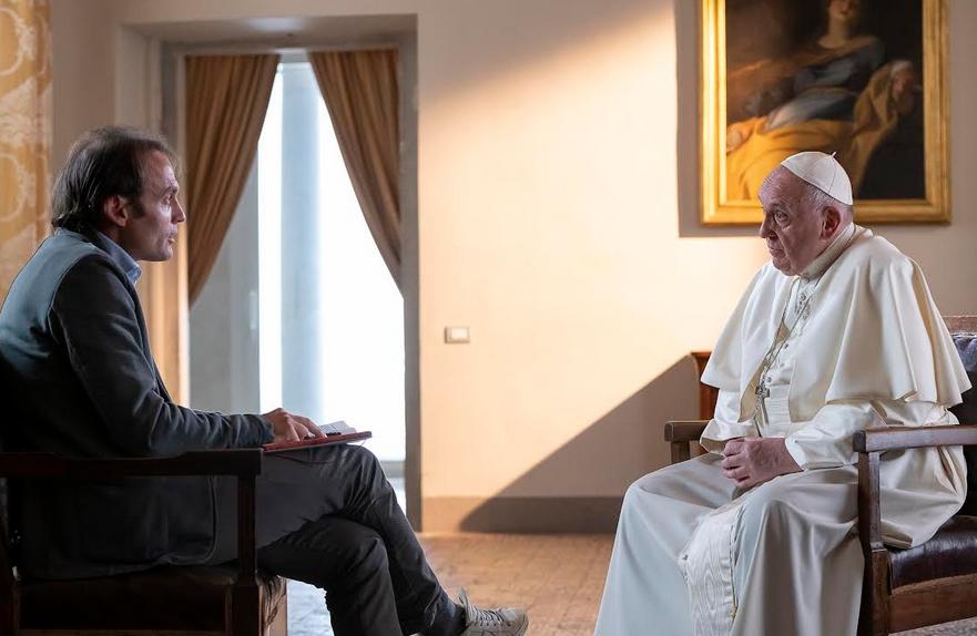 Vizi e virtù conversazioni con Francesco
