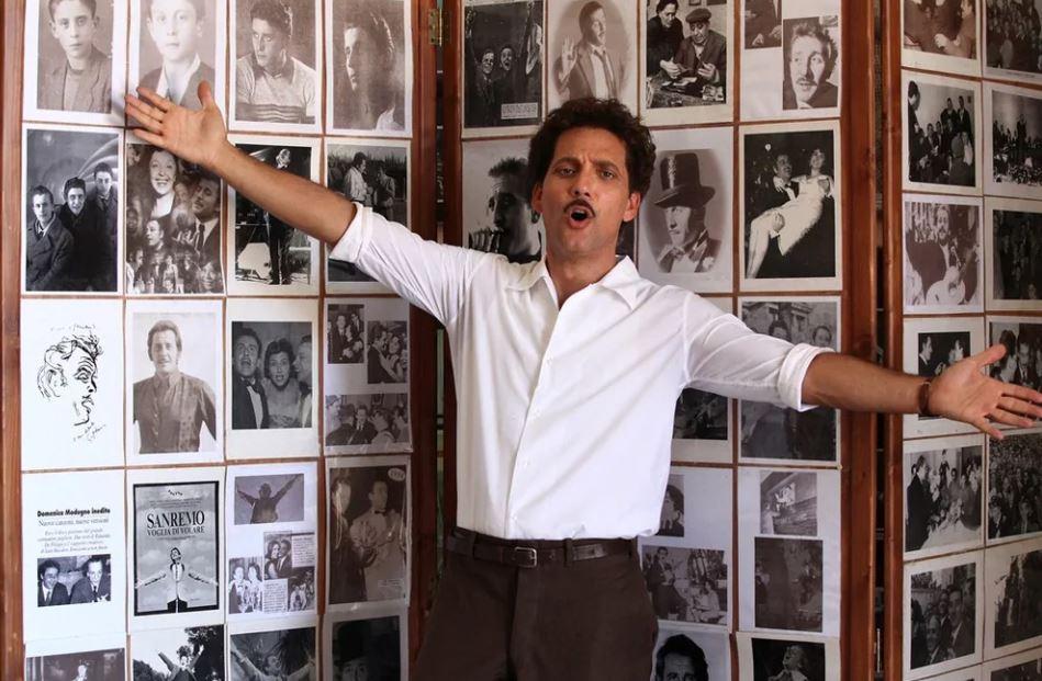 Volare La grande storia di Domenico Modugno film Rai Premium