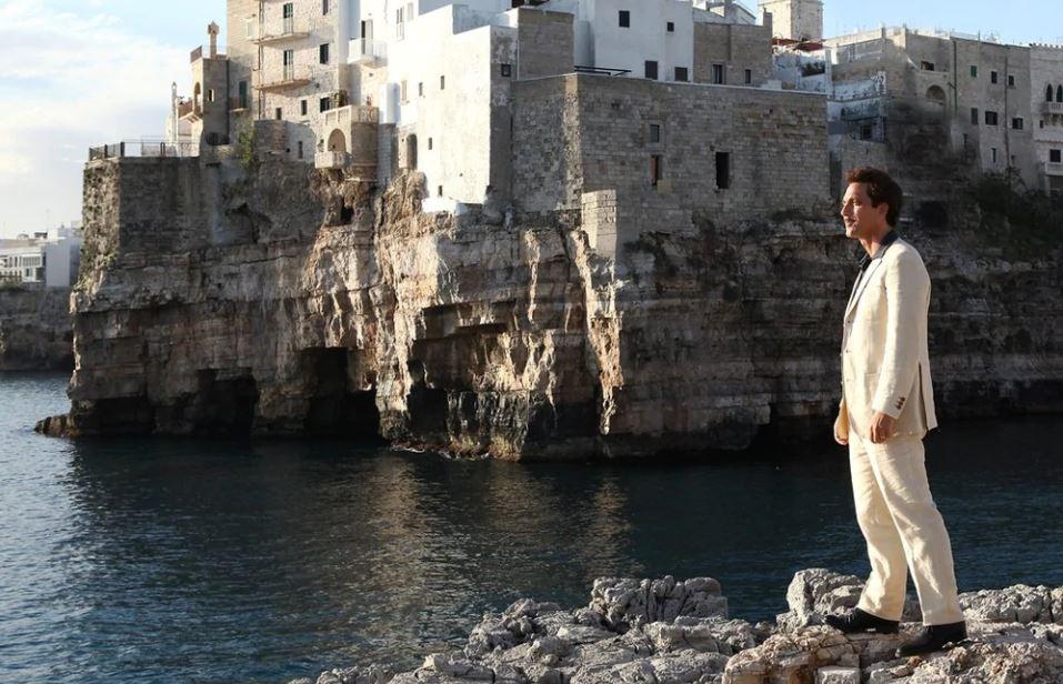 Volare La grande storia di Domenico Modugno film dove è girato