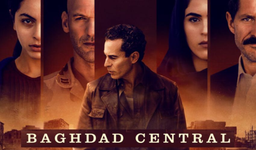 bagdad central serie tv sky copertina