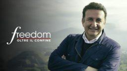 Freedom - Oltre il confine venerdì 22 gennaio| civiltà prenuragiche e l'Idolo di Sumatra