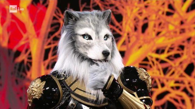 il cantante mascherato lupo