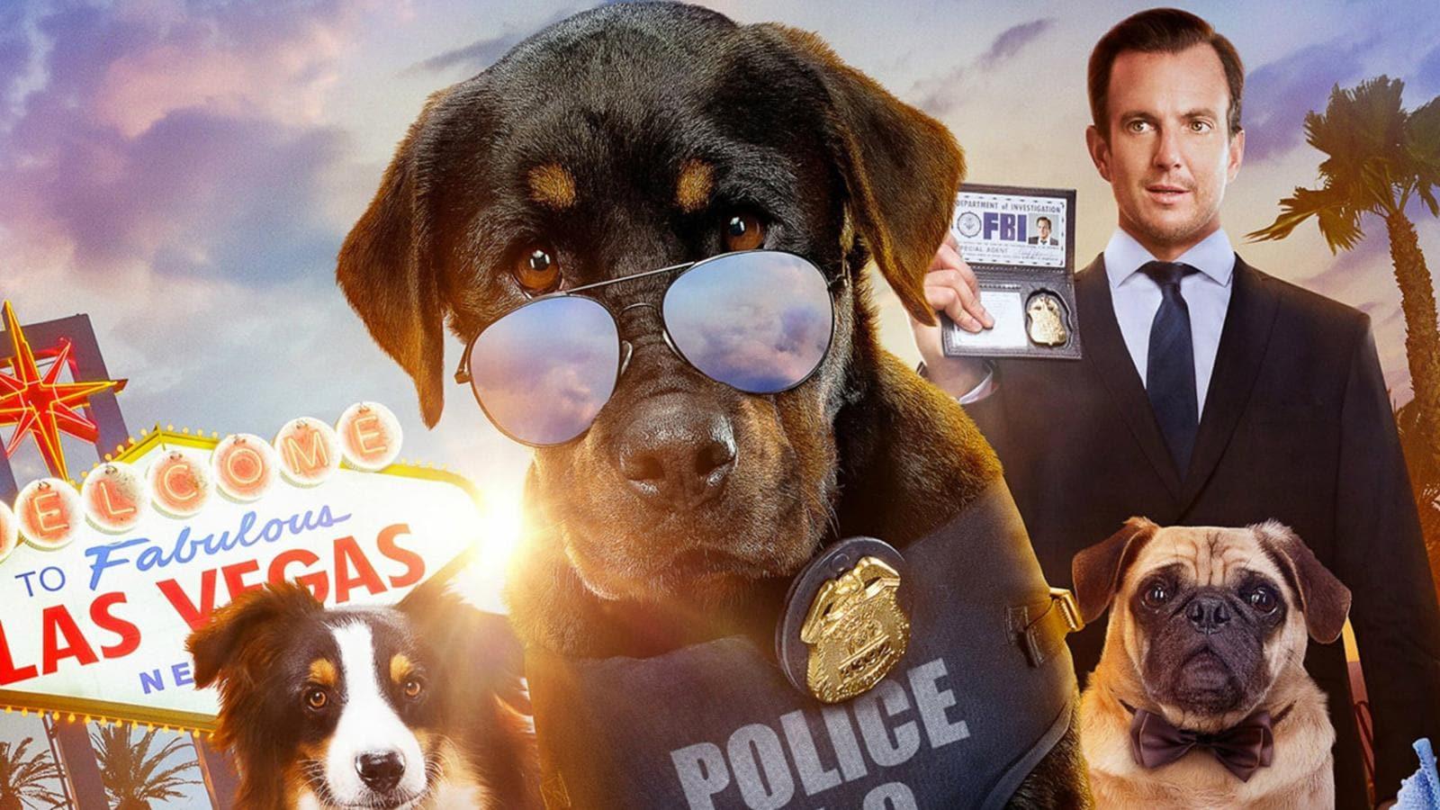 show dogs entriamo in scena film copertina