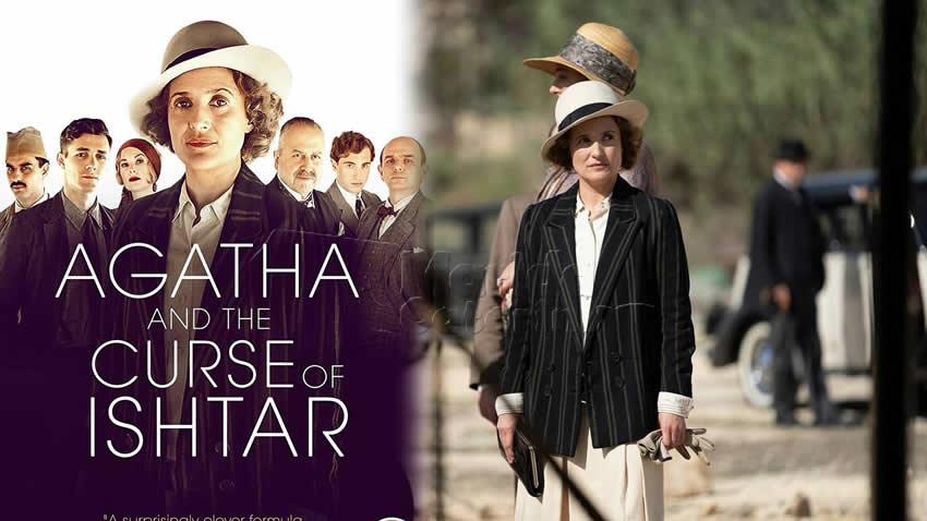 Agatha e la maledizione di Ishtar film Paramount Network