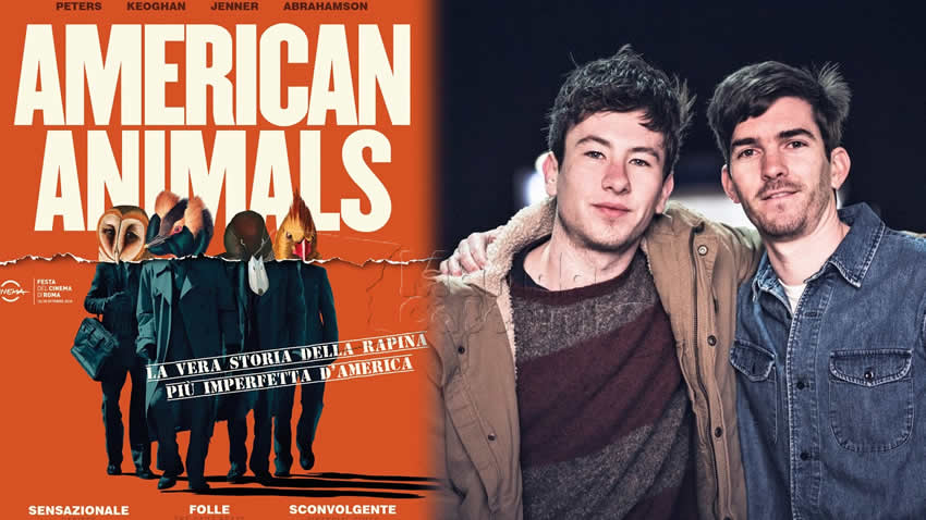 American Animals film Rai 4