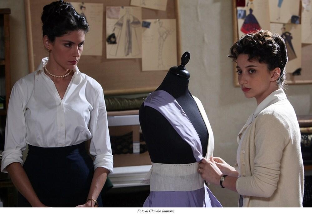 Atelier Fontana Le sorelle della moda film finale