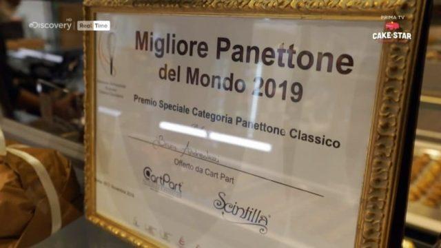 Cake Star 26 febbraio Pasticceria Andreoletti
