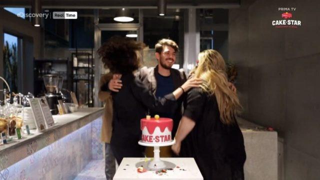 Cake Star Vincitore Quinta puntata Brescia Bedussi