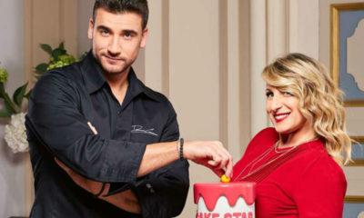 Cake Star Pasticcerie in sfida 12 febbraio