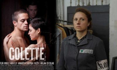 Colette film Rete 4