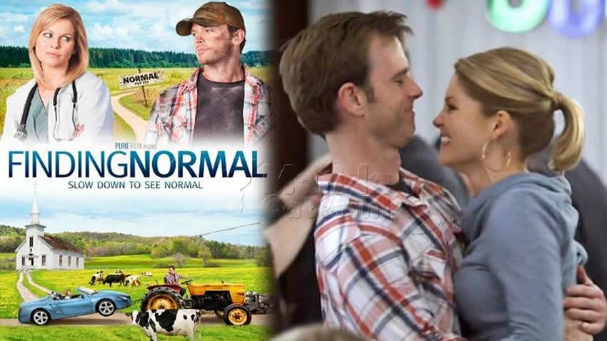 Finding Normal Cercando la normalità film Tv8