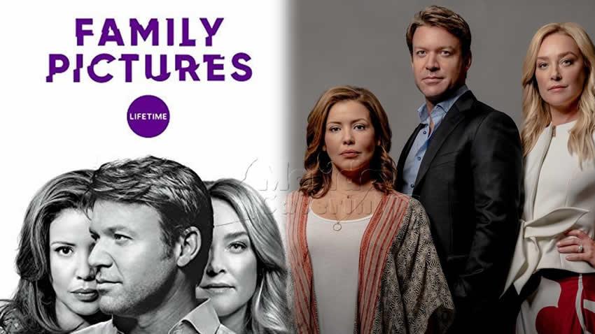 Foto di famiglia film Tv8