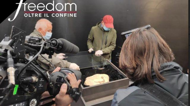 Freedon 12 febbraio Giacobbo