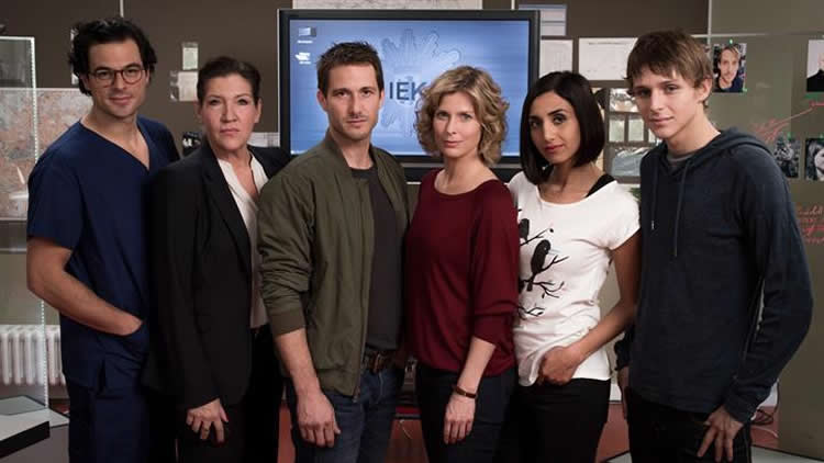 Gli Specialisti serie tv Rai 2