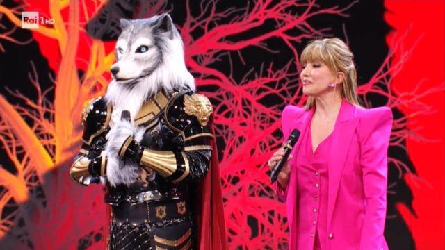 il cantante lupo