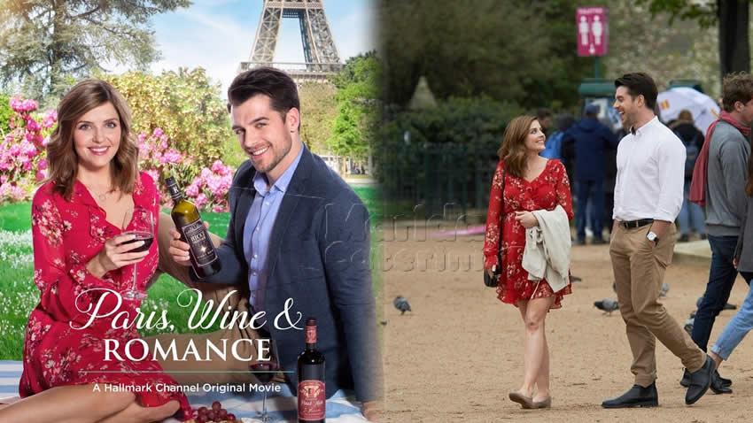 Innamorarsi a Parigi film Tv8