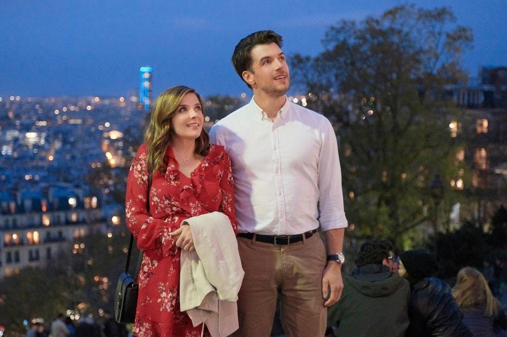 Innamorarsi a Parigi film attori