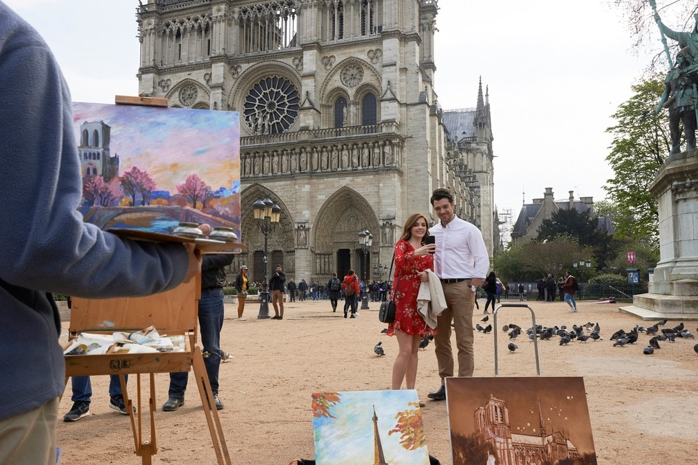 Innamorarsi a Parigi film finale