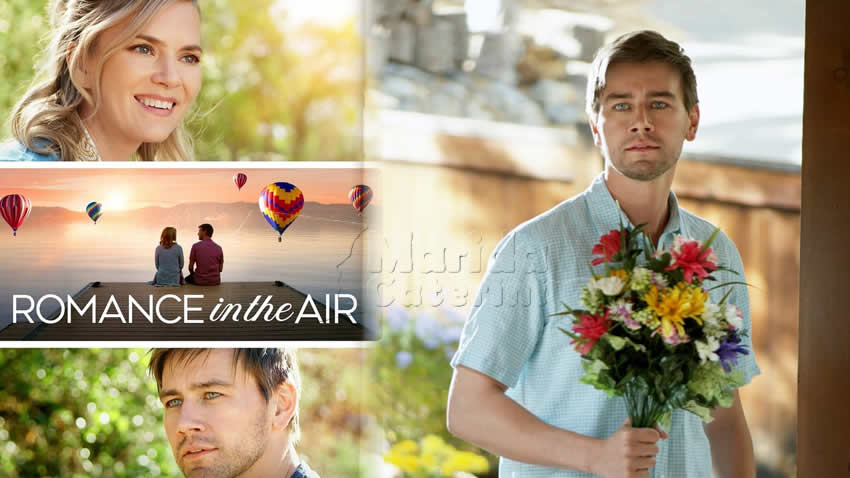 L'amore nell'aria film Tv8