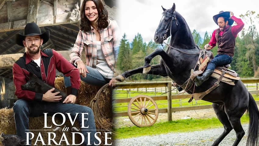 Love in Paradise film Tv8