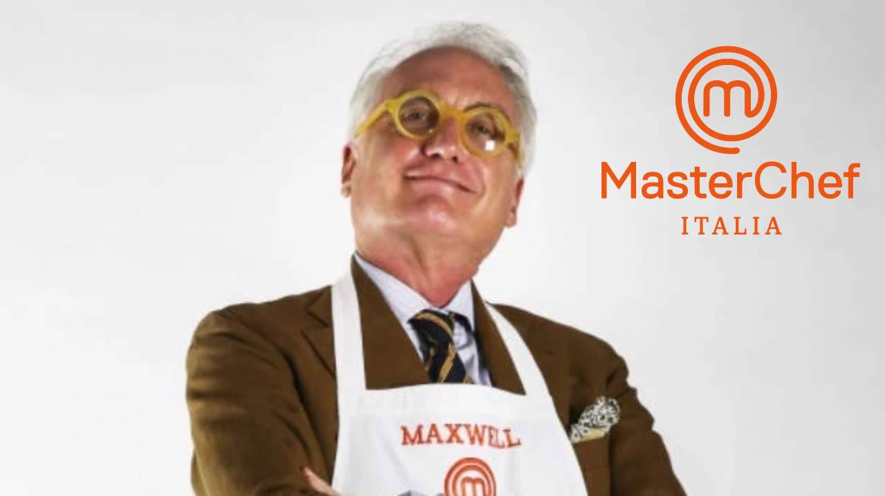 MasterChef Italia 10 Alexander Maxwell intervista