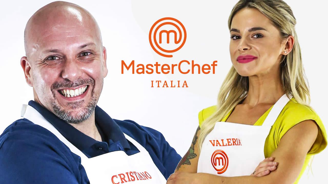 MasterChef Italia 10 Cristiano e Valeria intervista