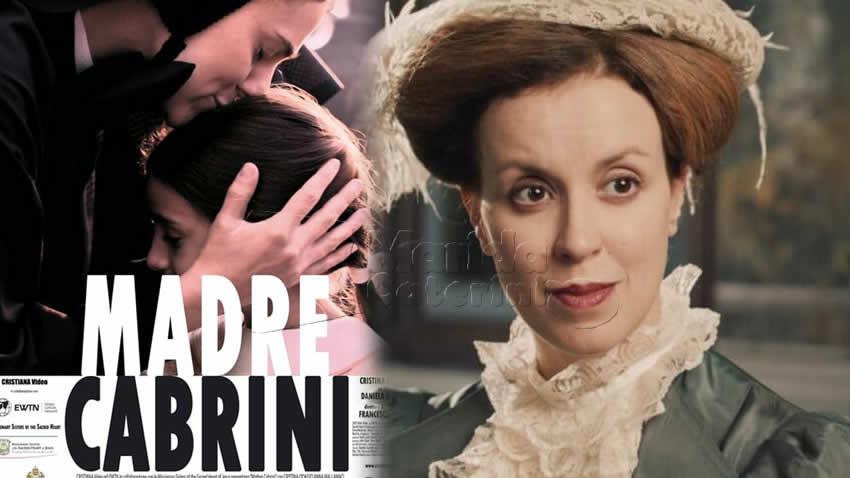 Mother Cabrini film Rai Premium