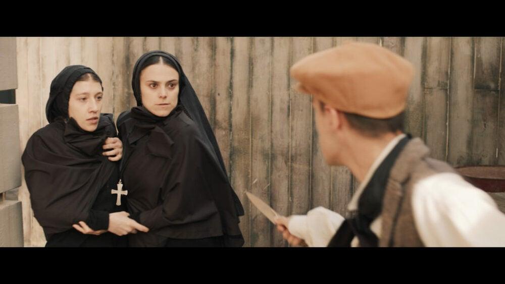 Mother Cabrini film attori