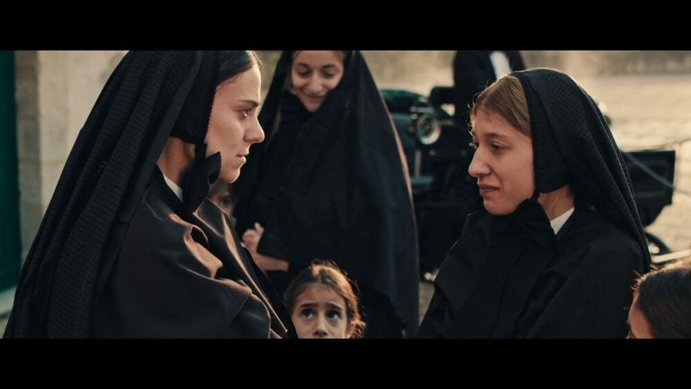 Mother Cabrini film finale