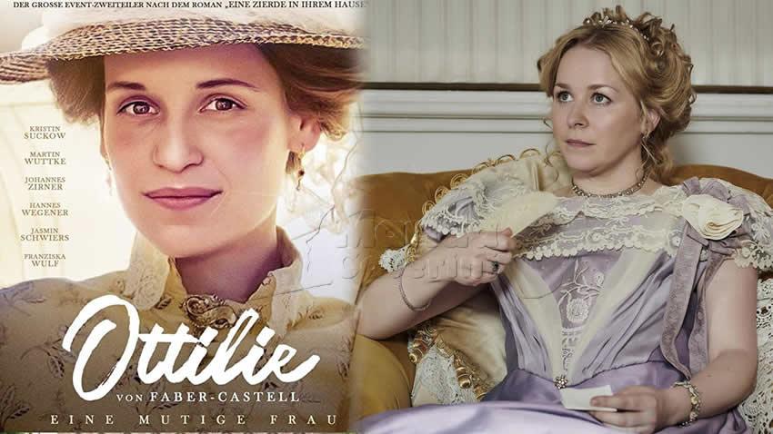 Ottilie Von Faber Castell film Rai 1