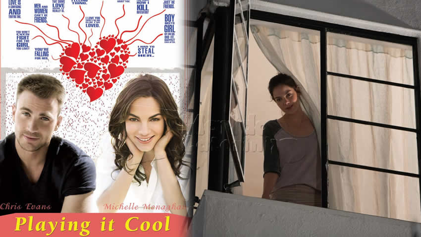 Playing It Cool film Cielo