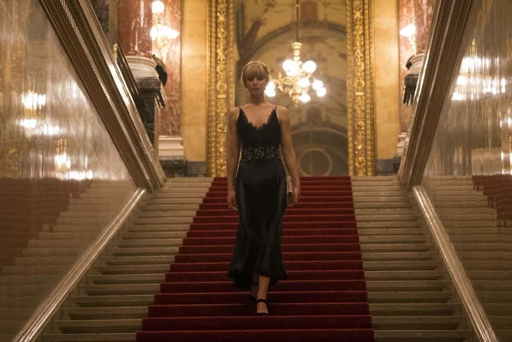 Red Sparrow film finale