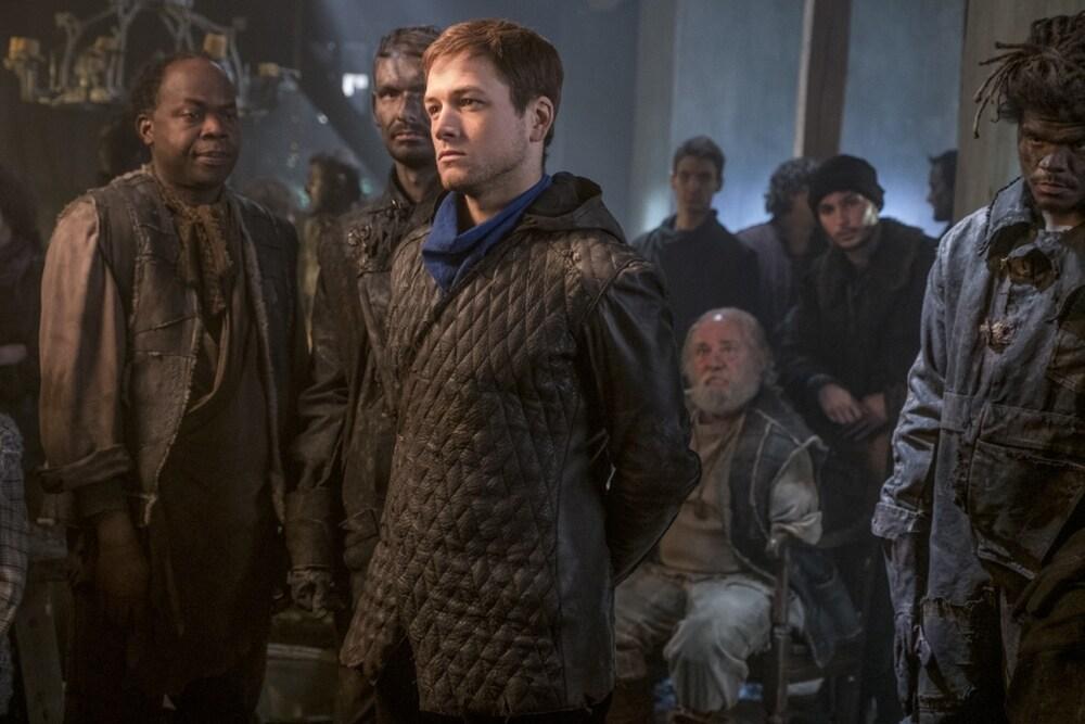 Robin Hood L'origine della leggenda film finale