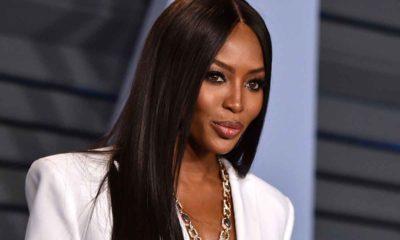 Sanremo 2021 Naomi Campbell