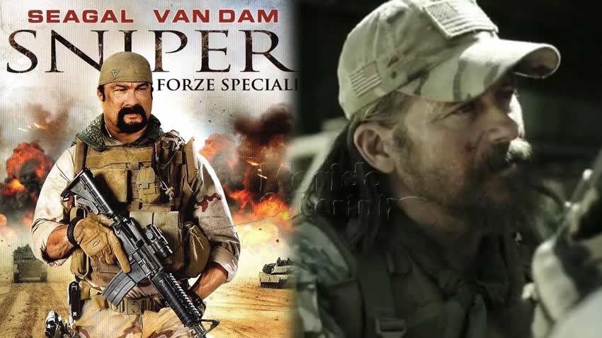 Sniper Forze speciali film Cielo