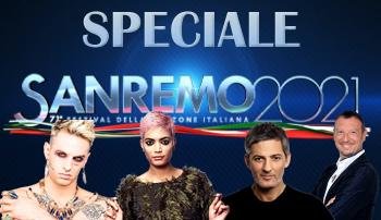 Speciale Sanremo 2021 - tutte le notizie in tempo reale