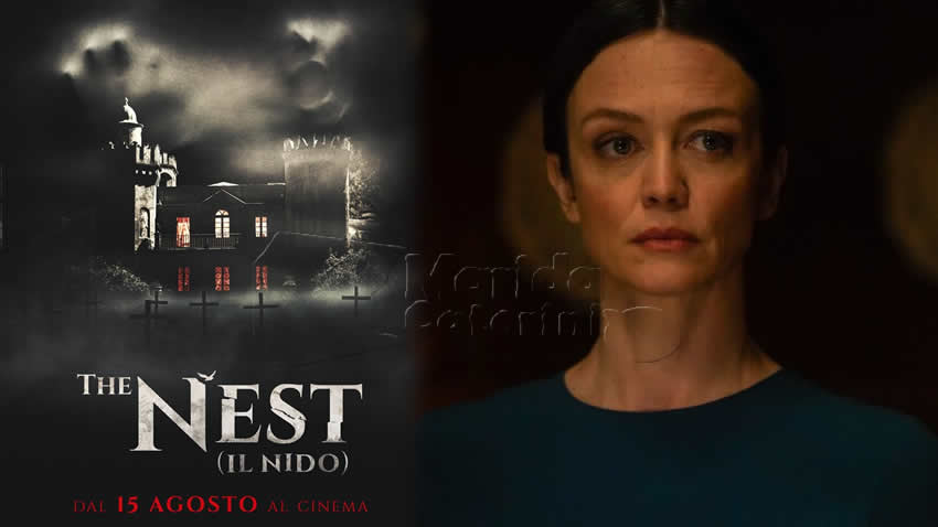 The Nest il nido film Rai 4
